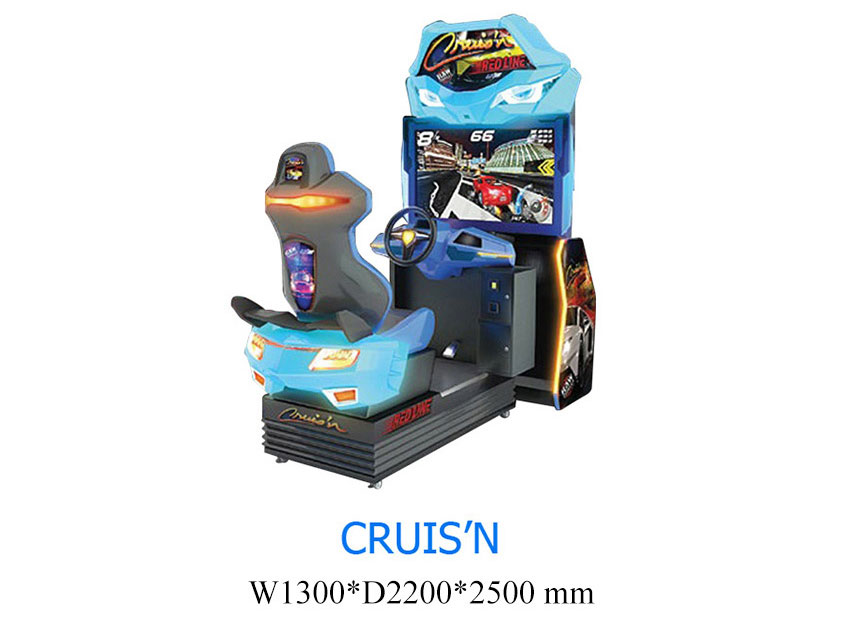 Cruis'n Blast (With motion)